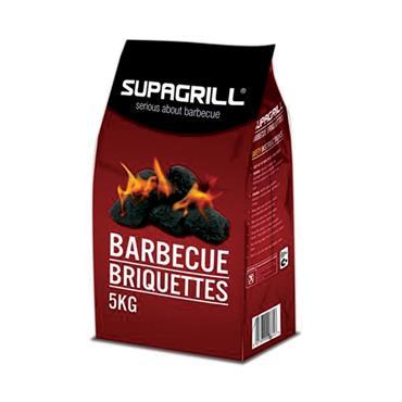 Supagrill BBQ Charcoal Briquettes 5kg