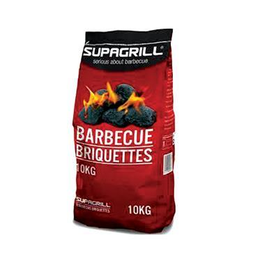 Supagrill BBQ Charcoal Briquettes 10kg