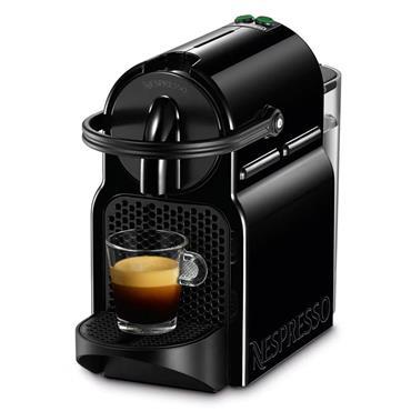 Nespresso Inissia Coffee Machine with Aeroccino by Magimix - Black | 11360