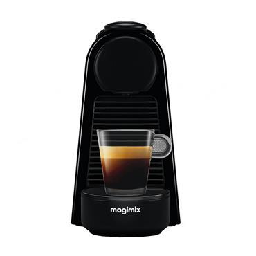 MAGIMIX NESPRESSO ESSENZA MINI COFFEE MACHINE - BLACK
