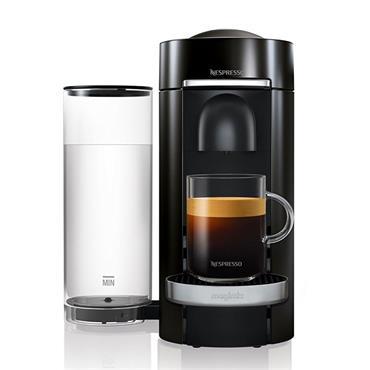 NESPRESSO VertuoPlus M600 Coffee Machine Piano Black | 11385