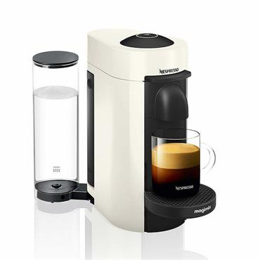 NESPRESSO MAGIMIX VERTUOPLUS COFFEE MACHINE - WHITE   11398