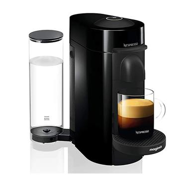 Nespresso Vertuo Plus Coffee Machine - Black | 11399