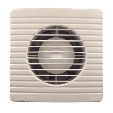 "Quest 4"" Bathroom Extractor Fan with Timer 