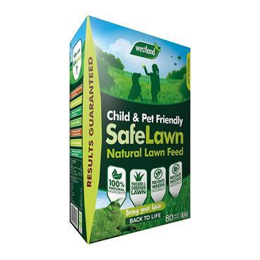 Westland SafeLawn Natural Lawn Feed Child & Pet Friendly 80 sq Metres | 20400352