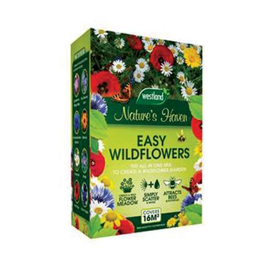 Bee Friendly - Natures Haven Easy Wildflower Seed Mix 4kg