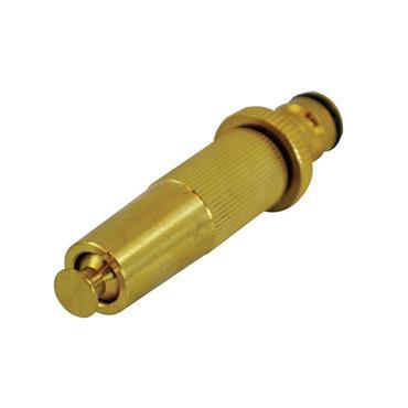 Faithfull Brass Hose Joiner 12.5mm (1/2in)