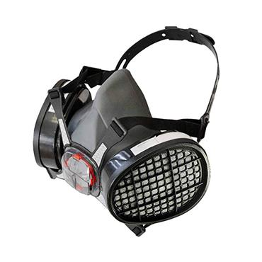 Scan Twin Half Mask Respirator + A1 Refills | SCAPPERESPA1