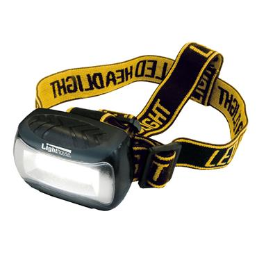 Lighthouse LED Wide Beam Headlight 120 lumens | L/HHEAD120