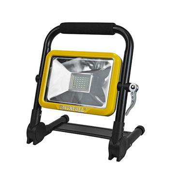 Faithfull 20W SMD Folding Rechargeable Light | FPPSLFOLD20W