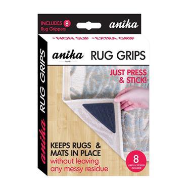 ANIKA NON-SLIP RUG GRIPS 8 PACK