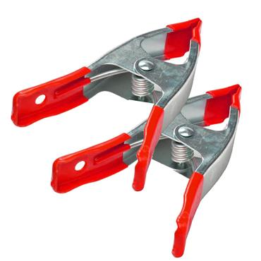 "6"" SPRING CLAMP SET 2 PACK"