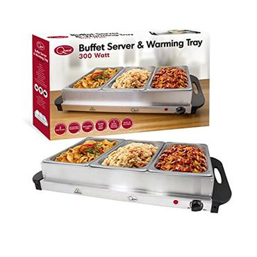 QUEST BUFFET SERVER WARMING TRAY