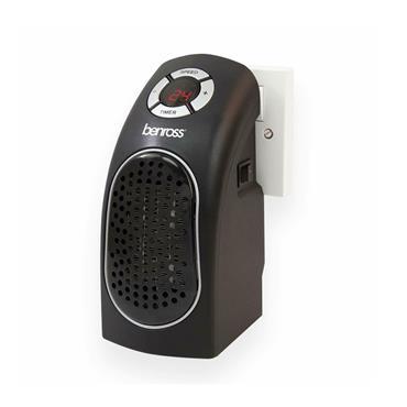Benross PTC Plug in Heater Plastic   41499