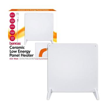 BENROSS ECO wall PANEL HEATER with STAND 425w | 41700