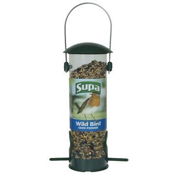 SUPA WILD BIRD FEEDER PLASTIC 20CM