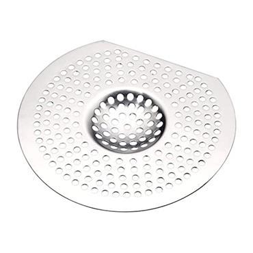 KitchenCraft Aluminium Large Sink Strainer | KCSINKLRG
