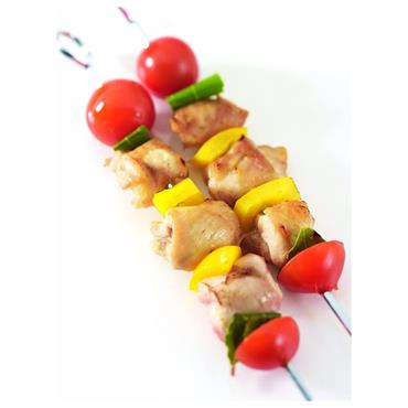Kitchencraft Pack of Six Assorted Sized Skewers | KCSKEWERMIX