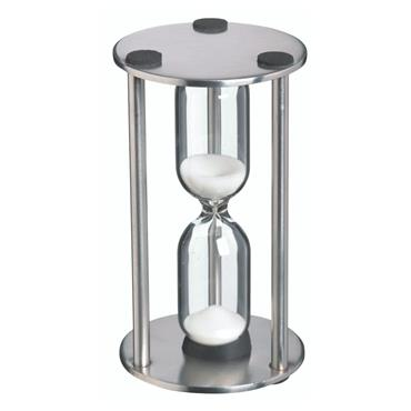 MasterClass Stainless Steel Traditional Three Minute Egg Timer | KCMCEGGTIM