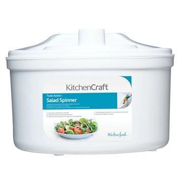 KitchenCraft 22.5cm Salad Spinner | KCSSP