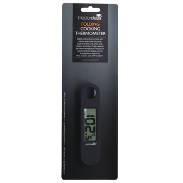 MasterClass Folding Cooking Thermometer | MCFOLDTHERM