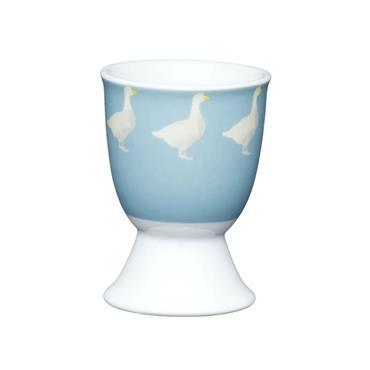 KitchenCraft Porcelain Goose Egg Cup | KCEGGGOOSE