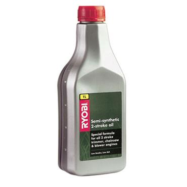 SEMI-SYNTHETIC 2 STROKE MIXING OIL 1L