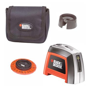BLACK & DECKER MANUAL LASER LEVEL