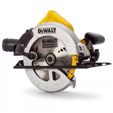Dewalt DWE560K Compact Circular Circ Saw & Kitbox 184mm 1350W 240V | DEWDWE560K
