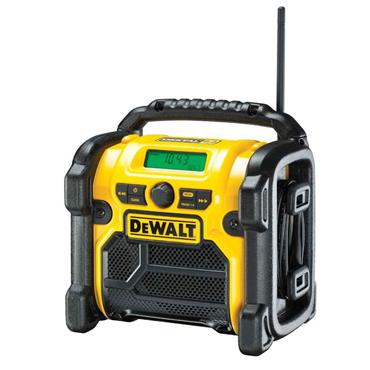 DEWALT DIGITAL RADIO DCR020