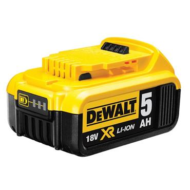 DEWALT BATTERY 18V 5.0AH