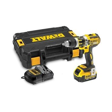 Dewalt 18V Compact Brushless Combi Drill with 1x 4.0ah Battery | DEWDCD795M1