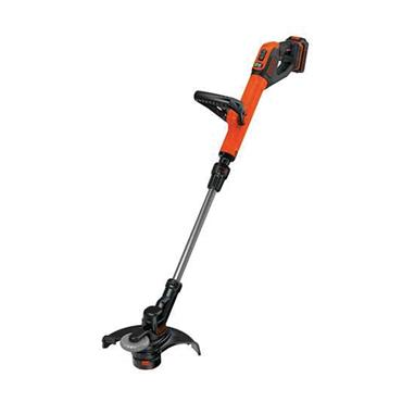 Black & Decker Cordless AFS Strimmer 18V 1 x 2.0Ah Li-Ion | STC1820PC