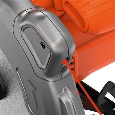 Black & Decker S1250L Circular Circ Saw 190mm 1250W 240V | B/DCS1250L