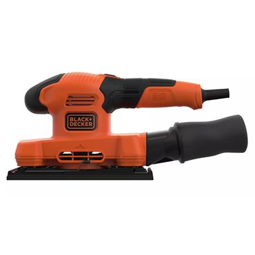 Black & Decker 150W 240V 1/3 Sheet Sander | BEW220-GB