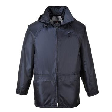 PORTWEST NYLON RAIN JACKET