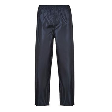 PORTWEST NYLON RAIN TROUSERS