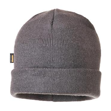 Portwest Knitted Cap Insulatex Lined - Grey | B013GRR