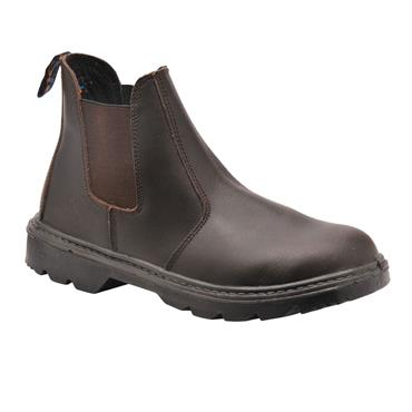 PORTWEST DEALER BOOTS (BROWN)