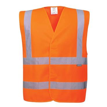 HI VIS VEST (ORANGE)