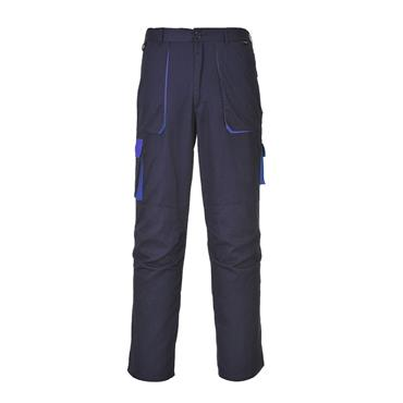 TEXO CONTRAST TROUSER  (NAVY)