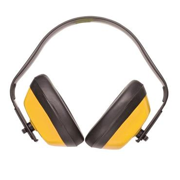 PORTWEST CLASSIC EAR MUFFS  YELLOW