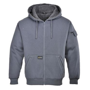 PEWTER JACKET (GREY)