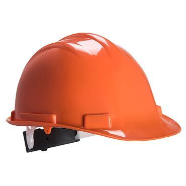 PORTWEST SAFETY HELMET Orange HARD HAT | PW50ORR