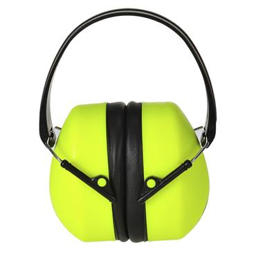 Portwest Super HV Ear Protector Ear Muffs - Yellow | PS41YER