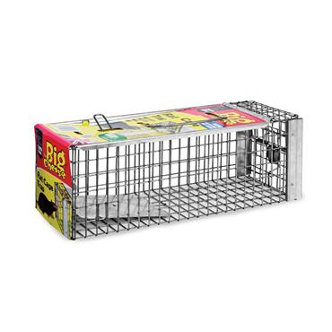 Big Cheese Rat Cage Trap | STV075