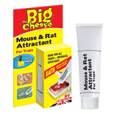 BIG CHEESE ATTRACTANT MOUSE & RAT 26G