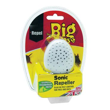 The Big Cheese Sonic Repeller Mice & Rats - Stv726