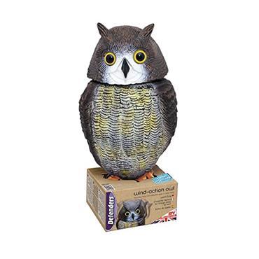 Defenders Wind Action Owl Decoy | STV965