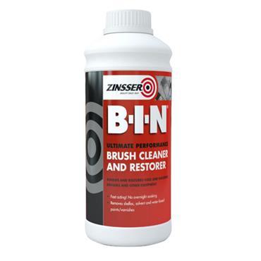 Zinsser B-I-N BIN Brush Cleaner & Restorer 500ml | ZN612508